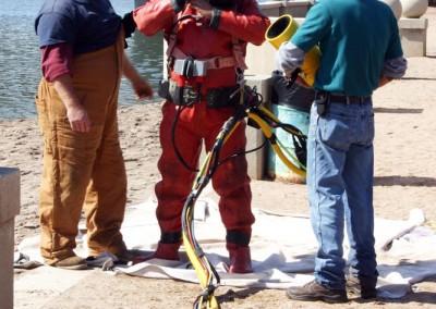 Rubicon Prep to Dive