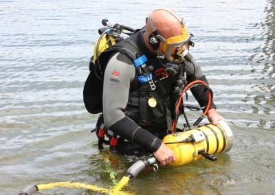 Pre-Dive System Check